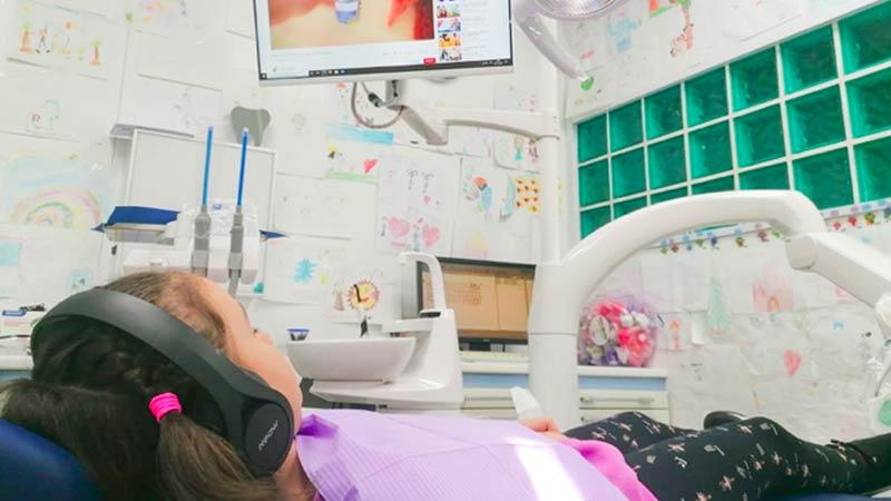 Riunito - Dentista dei bambini - Studio Pelagalli - Centro Odontoiatrico Roma